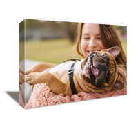 Customized photo Prints Painting Canvas Your Photo Turn Into On Canvas Wall painting Personalized Home Decoration Gift Frame