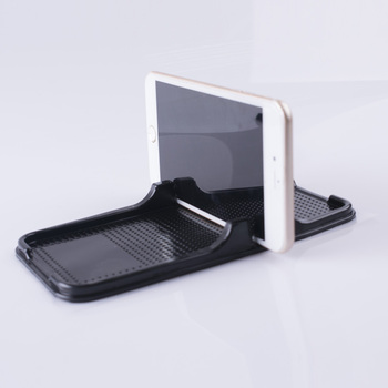 Hold key mobile sticky pad dashboard phone holder