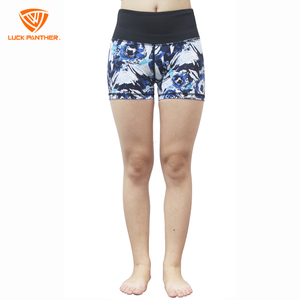 Women Fitness Shorts Gym Running Short Pants Great Stretch Yoga Shorts