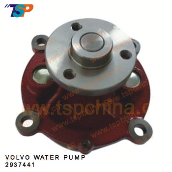 Truck Water Pump For Volvo Engine Cooling Parts 2937441 Ec210b Fh12 Product On Alibaba