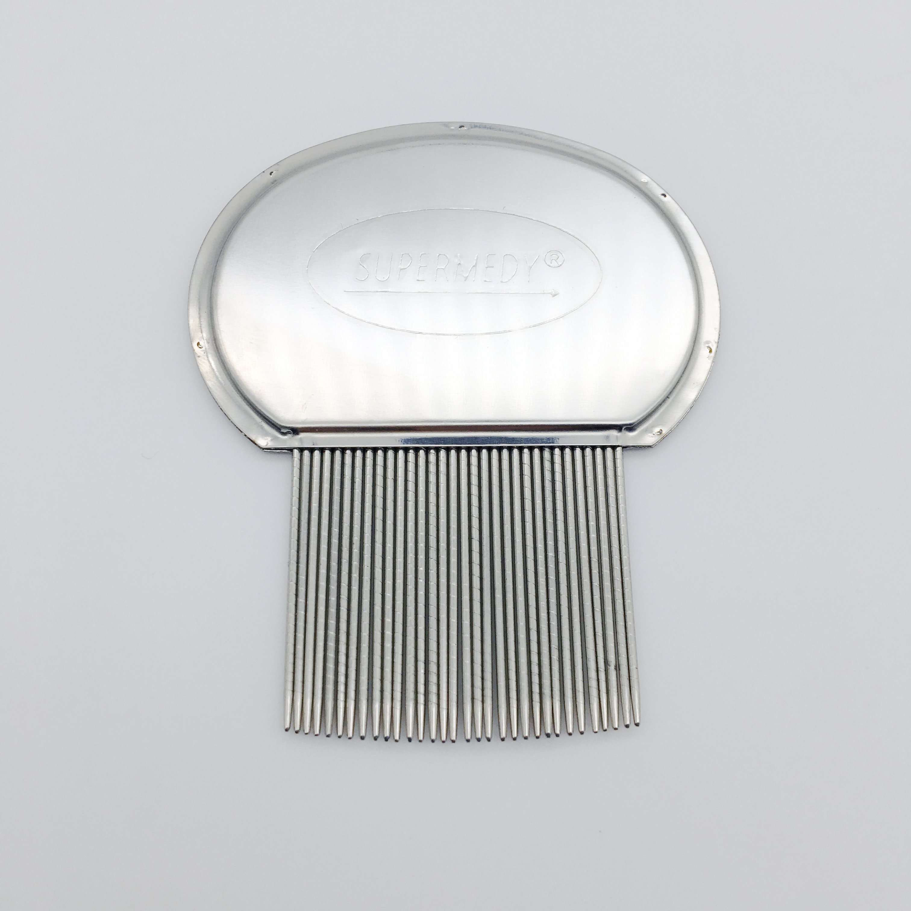 White OEM Fur Flea Tick Lice Louse Nit Remover Brush Spirraled Head <strong>Hair</strong> V-<strong>Comb</strong> With Metal Teeth For Kids What To Look For