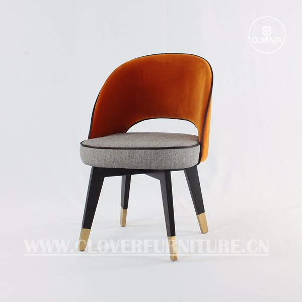 Replica Colette Chair Baxter Modern Dining Wooden Chair
