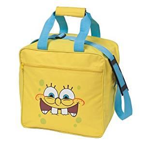 Brunswick Sponge Bob Single Tote, Yellow/Blue