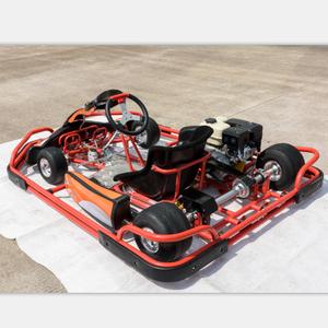 Factory supplier adult racing go kart frames