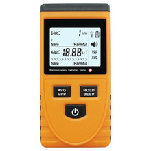 Portable Digital LCD Electromagnetic Radiation Meter