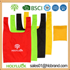 2017 wholesale china factory foldable grocery reusable tote bag shopping bag