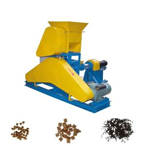 Hot Selling Floating Fish Feed Extruder Machine In Nigeria