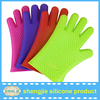Amazon Best selling 176g silicone nonstick heart shape gloves