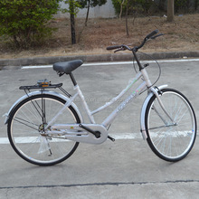 wholesales 24inch single speed lady's city bike
