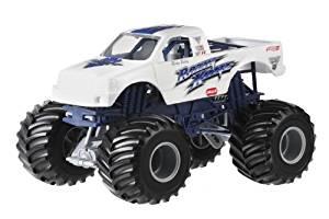 Hot Wheels Monster Jam Razin Kane Die-Cast Vehicle, 1:24 Scale