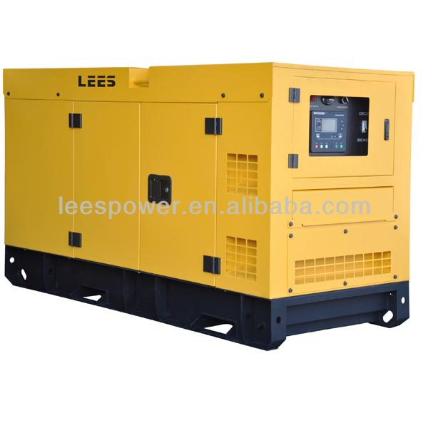 25kva 60Hz three phase water cooling diesel power genset