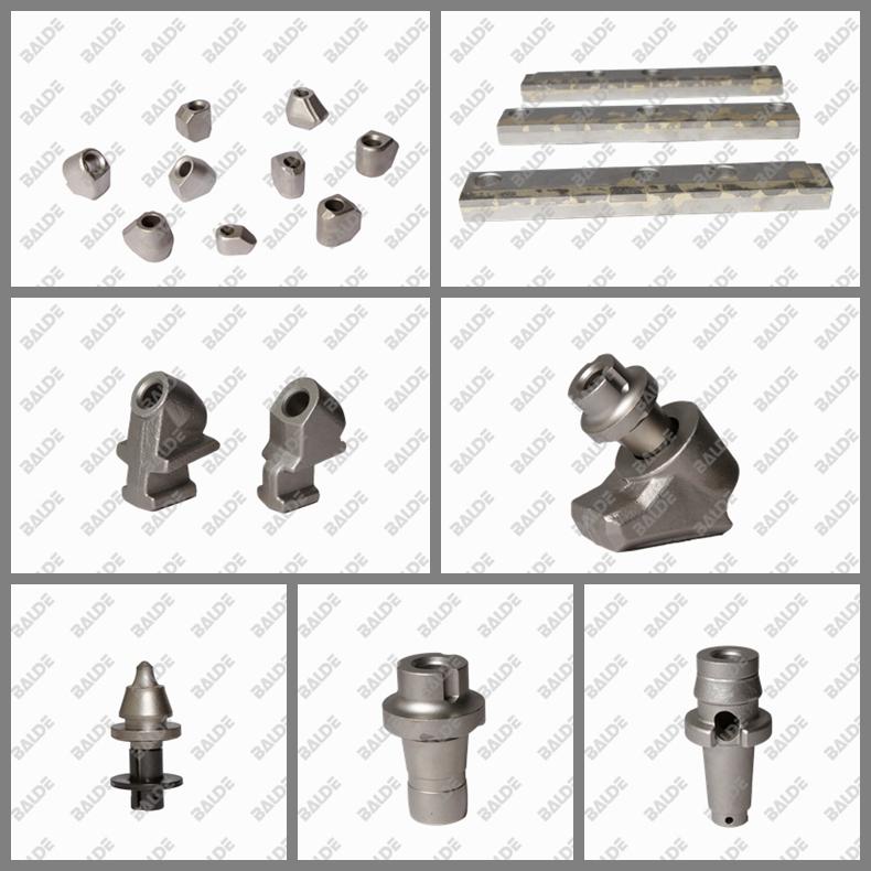 Wirtgen W1000f W6 20x No 2308098 Carbide Road Milling