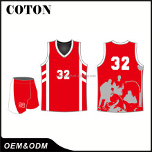 China alibaba supplier peak basketball uniforms with wholesale price in Alibaba