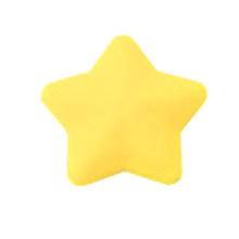Разноцветные силиконовые бусины со звездами, 10 шт./лот, Детские Прорезыватели для зубов, пищевого качества, свободные бусины для прорезыван...(Китай)