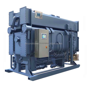 Hot Water absorption chillers hot water fired LiBr chillers