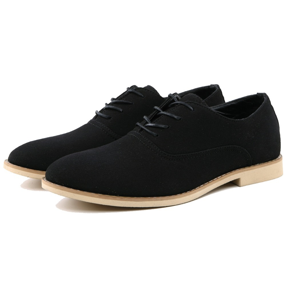 Mens Business Casual Shoes British