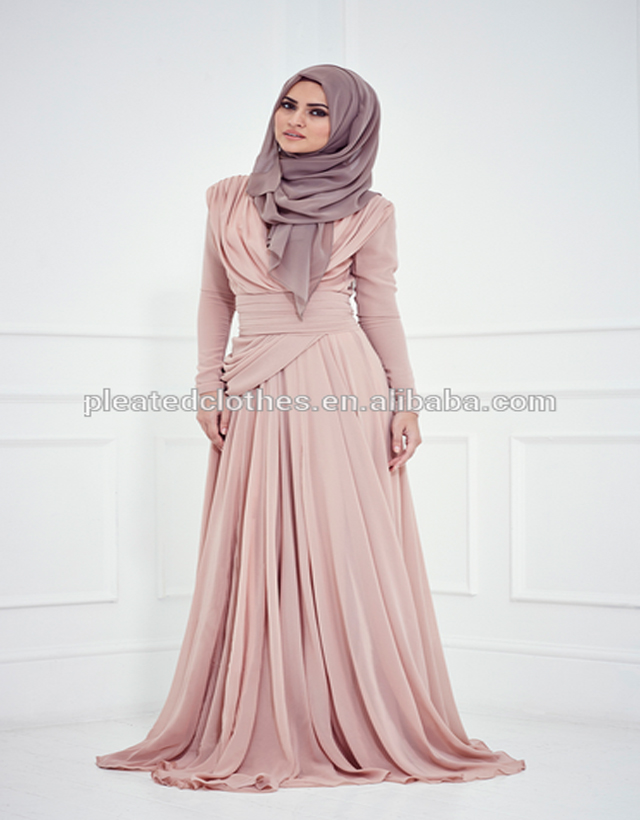 New model Abaya in Dubai Arabic long evening dresses Muslim dress