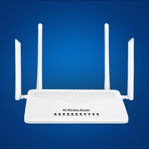 200 meter range 802 11af mini fiber optic gpon ont vpn 4g mini wifi router  with sim card slot-india