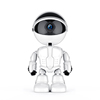 1080P Home Security Robot Auto Tracking Camera Surveillance CCTV Camera Wireless WiFi Baby Monitor IP Camera Night Vision