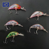 Top quality OEM 5.5cm hard fishing crank bait
