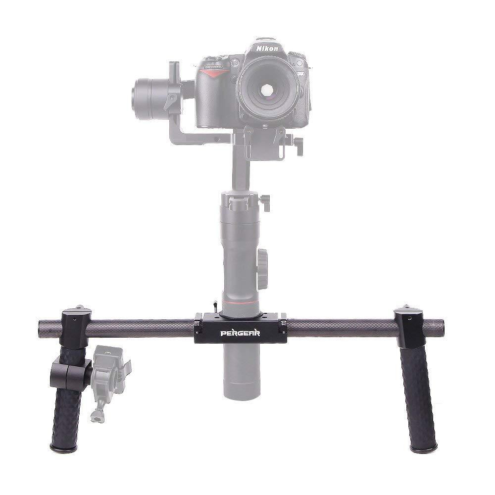 Zhiyun Crane 2 TransMount Mini Dual Grip with Wrist Strap Fit for Zhiyun Crane Plus//Crane 2//Crane M