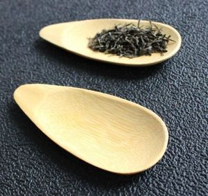 bulk buy from china bamboo tea spoon or salt spoon for wholesale
