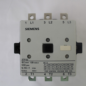 220v single phase contactor 3TF-52 ls contactor electrical contactor