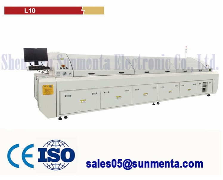 Factory Directly Sale Reflow Oven Selective Soldering Machine For LED Light Making