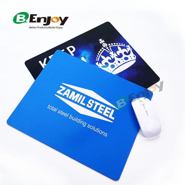 Factory OEM Personalized Customized Mouse Pad with Custom Logo Printed