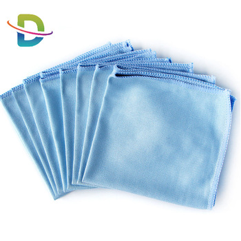 Microfiber cloth for cleaning glass cloth microfiber cleaning towel in roll