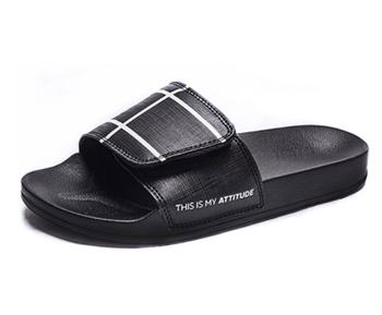 1b23698aaf77c3 Wholesale Men Fancy Sports Slides Shoes Comfortable Adjustable Strap Men  Custom Slides Sandal