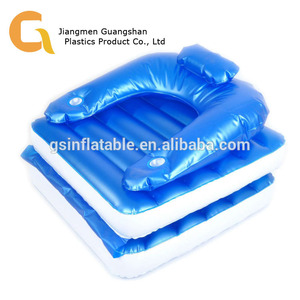 inflatable folding pool float chair