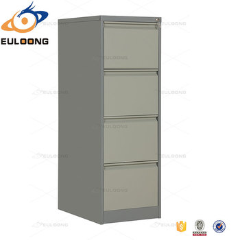 Euloong Office Furniture Godrej Drawer Steel Storage Filing - 4 drawer steel filing cabinet