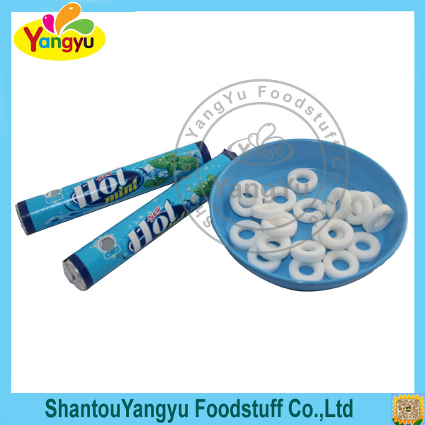 wholesale candy Indian thai Cool and Refreshing Mint Sugar free Roll Candy