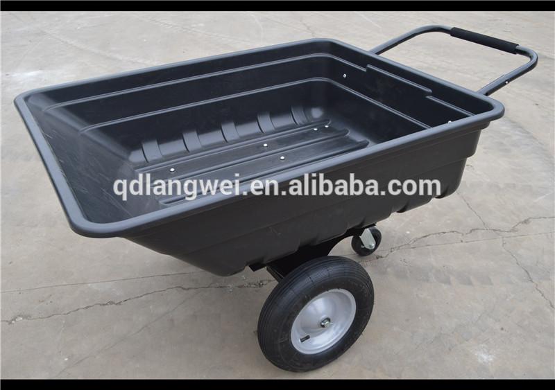 tracteur remorque chariot de jardin en plastique-Bas de page de ...
