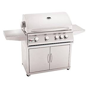 """32"""" Sizzler Grill with Cart Fuel Type: Natural Gas"""
