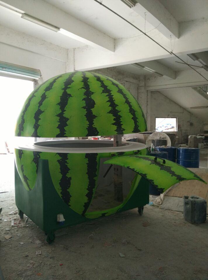 Mobile Catering Kiosk Cool Drinks Moveable Watermelon Kiosk/outdoor Fruit  Kiosk Design /china Kiosk Food - Buy Mobile Food Kiosk Watermelon