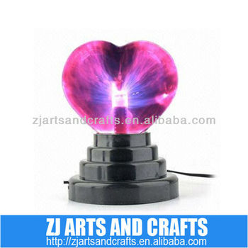 magic USB heart plasma ball