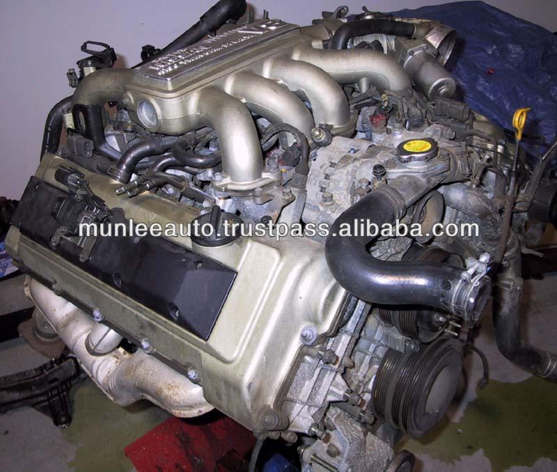 Jdm تستخدم Vh41de 4 1l المحرك V8 محرك 4 1 لتر المحرك Vh41