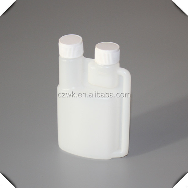 100ml Hdpe Quantitative Double Neck Dosing Bottle With 5ml Dosing ...