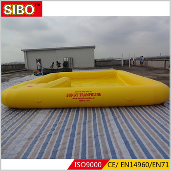 Super quality inflatable pool float, outdoor swimming pool ,inflatable water pool for kids