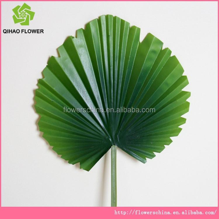 Artificielle usine feuille de palmier feuilles en - Feuille de palmier artificielle ...