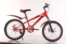 high quality 20 inch steel Frame child MTB bicycle/kids bicycle/children bike with CE certification