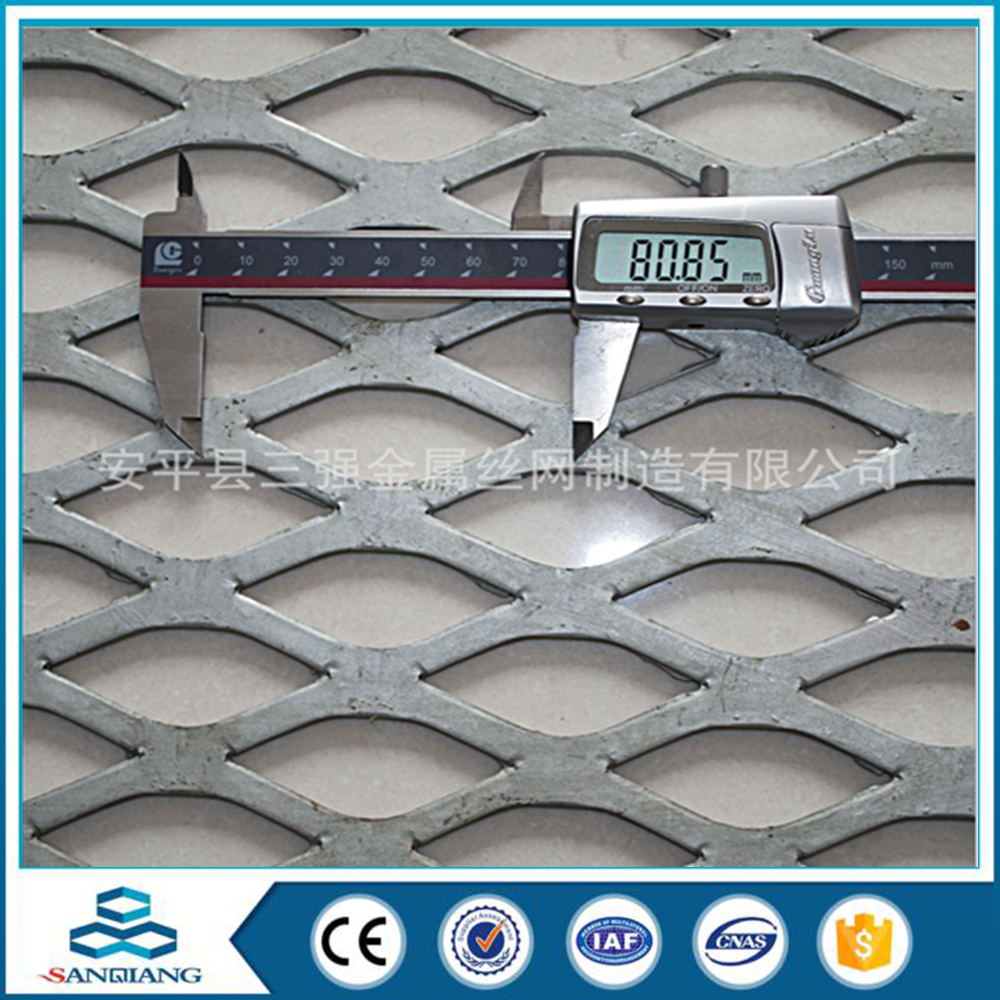 Expanded Metal Sheet/iron expanded metal mesh made in china
