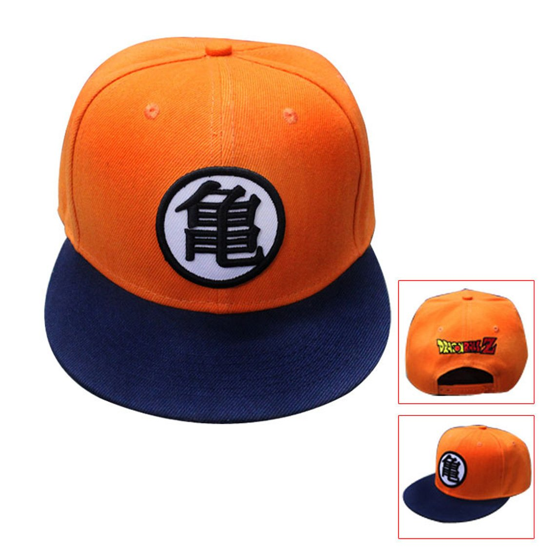 Get Quotations · Ilucky Anime Dragon Ball Z Goku Baseball Cap Anime Hats  Baseball Cap (02) 66a605de9b9