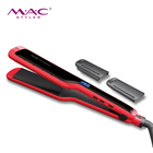 Best selling hair straighter new design fast ceramic coating electric hair straightener