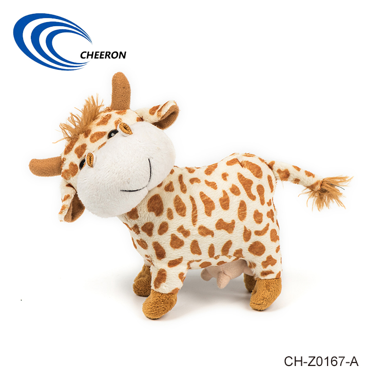 Custom Plush Buffalo Plush Cow Toys For Kids Buy Plush Cow Pink