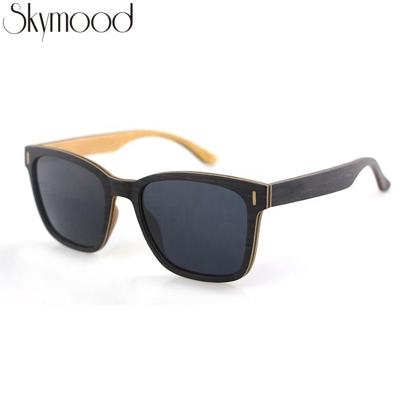 153858a6ff639 Chine yiwu lunettes de soleil de marque en gros bois hommes lunettes de  soleil oem noyer