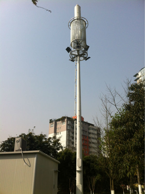 SJ Crate lattice angle steel mobile communication tower