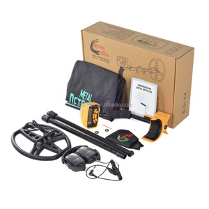 Wholesale-New Arrival MD-6350 Underground Metal Detector MD-6350 Gold Digger Treasure Hunt \ MD6250 Updated Version Two Year